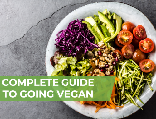 Complete Guide to Going Vegan
